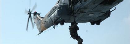 Militare cade da elicottero e muore durante un'esercitazione