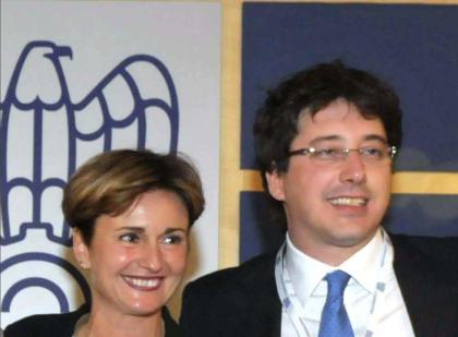 """L'ex-ministro Guidi scarica il compagno Gianluca Gemelli : """"E' solo il padre del figlio e con lui non ha mai convissuto"""""""