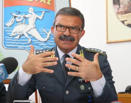 Il generale Vicanolo lascia la  Puglia e diventa nuovo comandante interregionale Italia Sud-Occidentale
