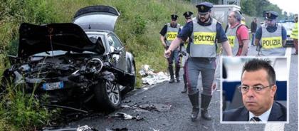 Incidente stradale. Morto l'eurodeputato leghista Gianluca Buonanno della Lega Nord