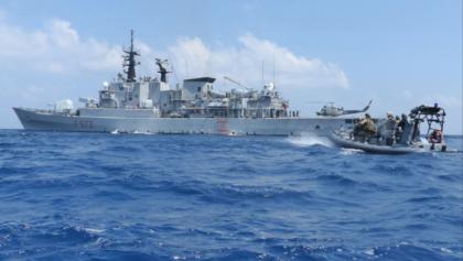 """Marina Militare: esercitazione """"ADRION '16"""" nei mari adriatico-jonico"""
