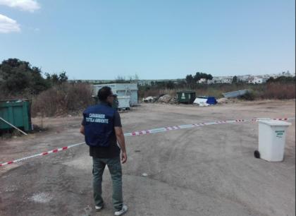 Sequestri a tutela dell'ambiente effettuati dai Carabinieri del Noe di Lecce