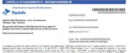 "Equitalia  lancia ""Cartella Amica"".  In arrivo  300mila cartelle  già rateizzate"