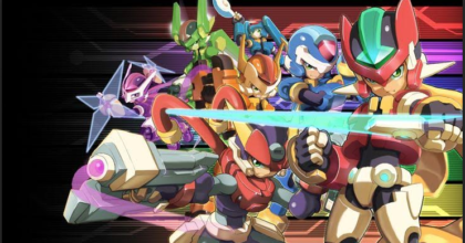 La serie Megaman ZX