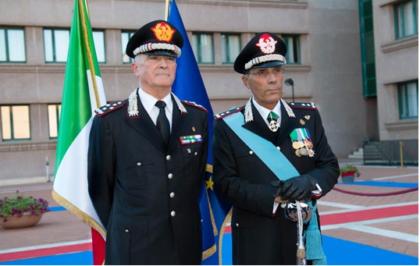 Il Generale Gaetano Maruccia, tarantino, è il nuovo capo di stato maggiore dei Carabinieri