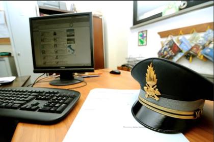 Militari del Comando Provinciale della Guardia di Finanza di Roma