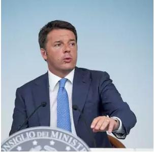 CdG Matteo Renzi
