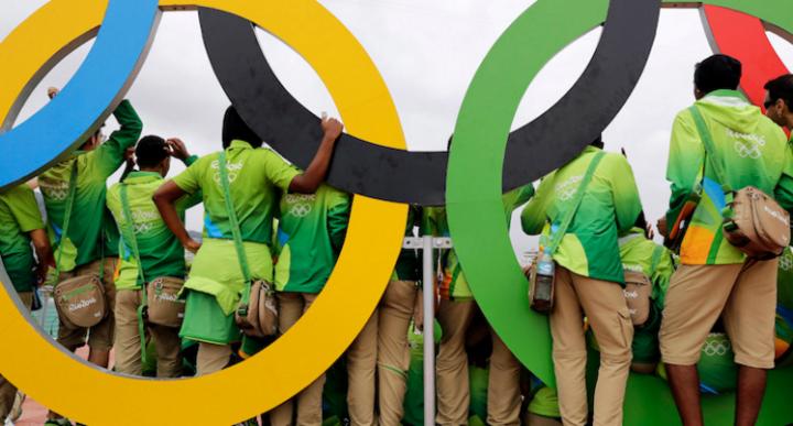 CdG Olimpiadi