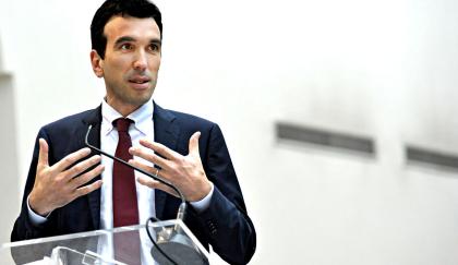 nella foto il ministro Maurizio Martina
