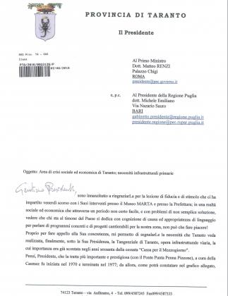 CdG Tamburrano_Renzi 1