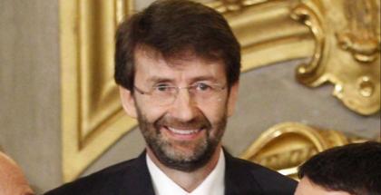nella foto il Ministro Dario Franceschini