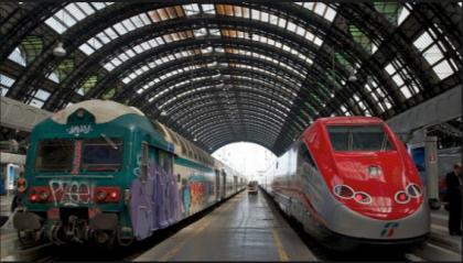 Trenitalia ha firmato oggi a Roma i contratti con Alstom e Hitachi Rail Italy per la fornitura di 450 nuovi convogli per i pendolari.