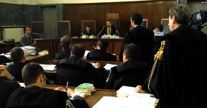 CdG aula tribunale