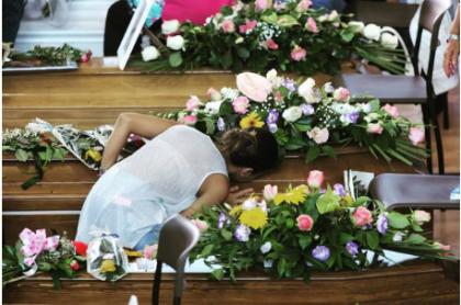 CdG funerale terremoto 1