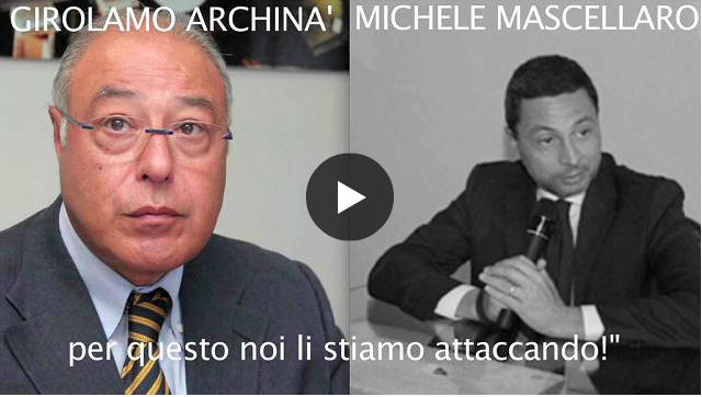 CdG archinà_mascellaro