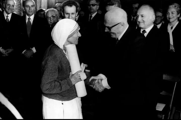 A colloquio nel 1980 con Sandro Pertini, presidente della Repubblica italiana
