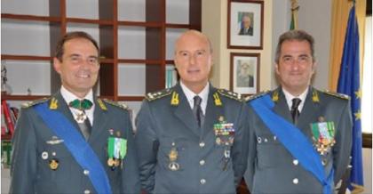 Il Gen. Altiero nuovo comandante provinciale di Bari della Guardia di Finanza
