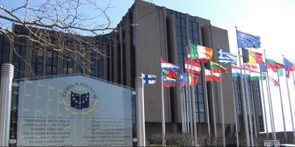CdG corte dei conti europea