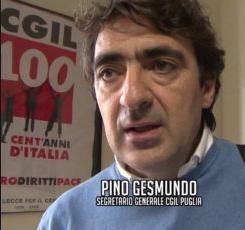 CdG Gismundo CGIL Puglia