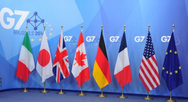 G7 bruxelles