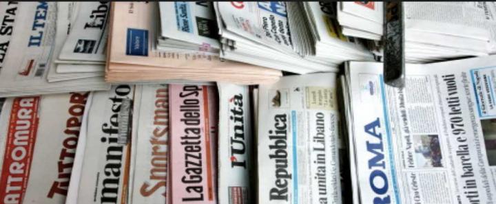 CdG giornali venduti