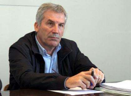 il segretario generale Uilm Taranto Antonio Talò