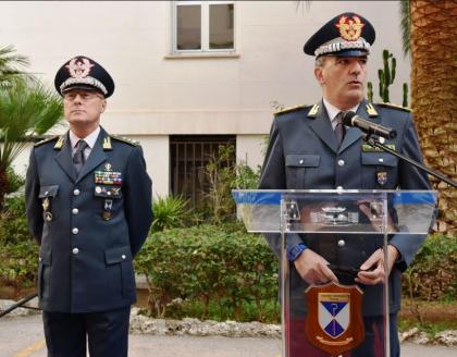 Guardia di Finanza: il Generale De Gennaro, Comandante Interregionale  Italia Meridionale in visita al Comando Regionale Puglia