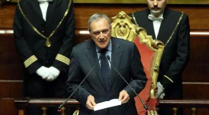 CdG Pietro Grasso