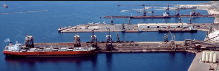 CdG porto di taranto