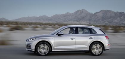 Arrivata anche in Italia la nuova Audi Q5