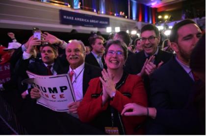 CdG elettori americani