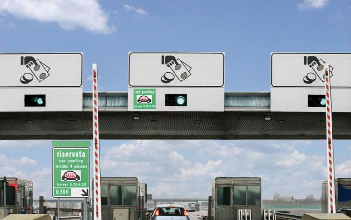 cdG casello autostrade