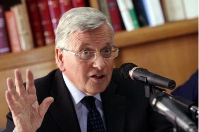 Il presidente di Svimez Adriano Giannola