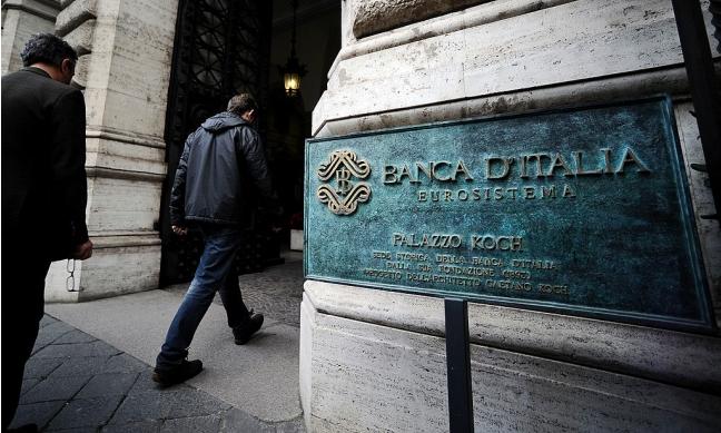 CdG banca d' italia
