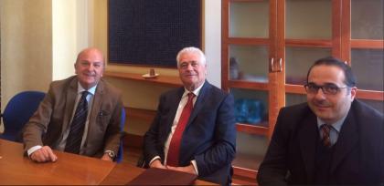 Accordo fra il Consorzio Interfidi Taranto e la Confartigianato