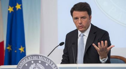 """Renzi: """"Polemica stravagante, il Governo farà quello che serve """""""