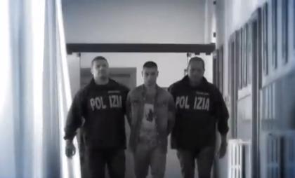 CdG arresto polizia_carcere