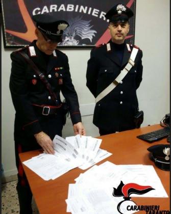 CdG carabinieri taranto