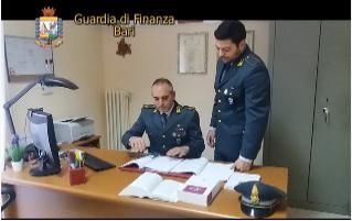 CdG GdF Bari accertamenti
