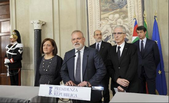CdG Gruppo parlamentare Misto del Senato della Repubblica