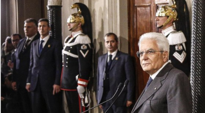Concluse le consultazioni di Mattarella con i partiti al Quirinale