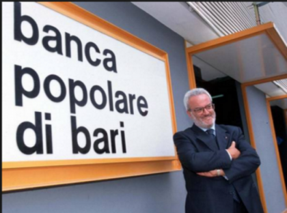 La Procura di Bari sequestra altri documenti alla BPB. La Consob sanziona l'istituto e la quotazione in Borsa diventa sempre più lontana...
