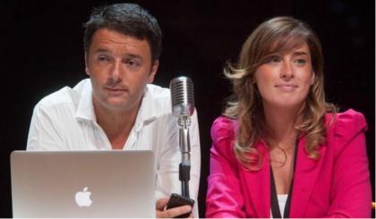 Liquidare Renzi e Maria Elena Boschi ?