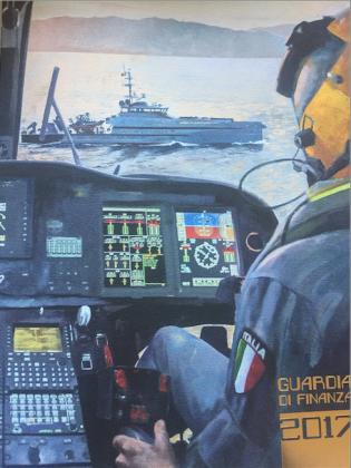 La Guardia di Finanza unica forza di polizia sul mare dal 1° gennaio