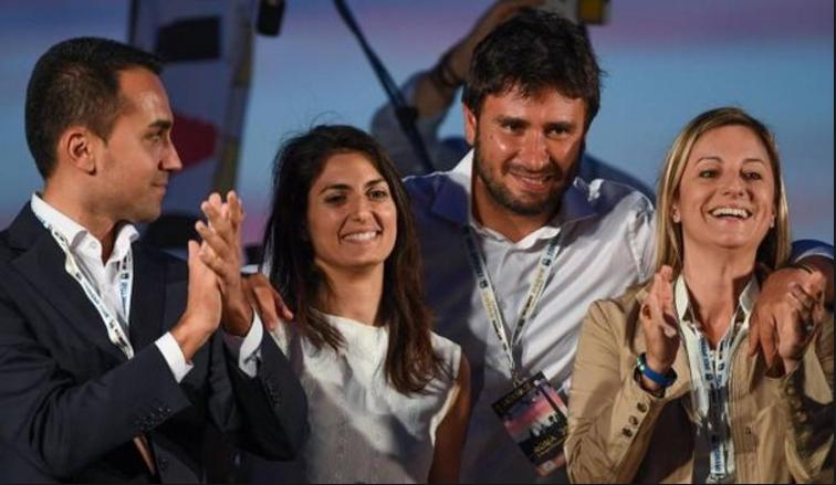 Bufera sul Campidoglio. Grillo lascia Roma: Raggi potrebbe perdere simbolo Movimento