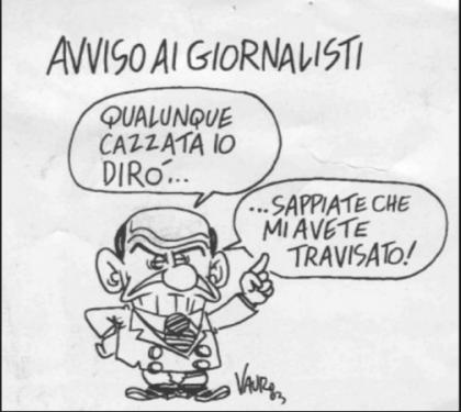 Le 100 sciocchezze della politica italiana nel 2016. 1a puntata