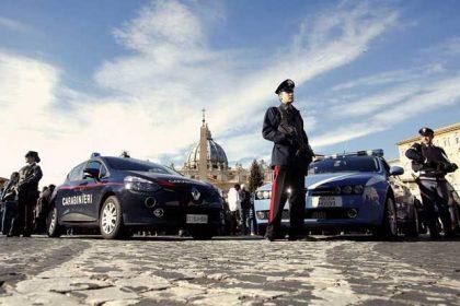 Capodanno tranquillo in Italia grazie alle forze dell' ordine. Incidenti a Bari e Taranto