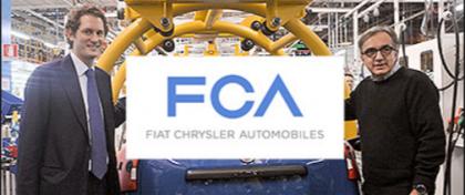 Ottimi risultati di vendita nel mercato italiano delle auto del Gruppo Fiat Chrysler Automobiles