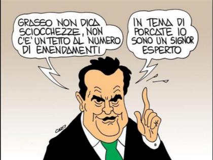 Le 100 sciocchezze della politica italiana nel 2016. 3a puntata