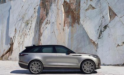 Velar, ecco il nuovo suv di casa Range Rover
